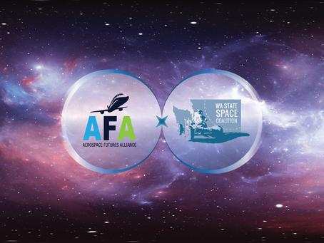 Aerospace Futures Alliance, Washington State Space Coalition Merge