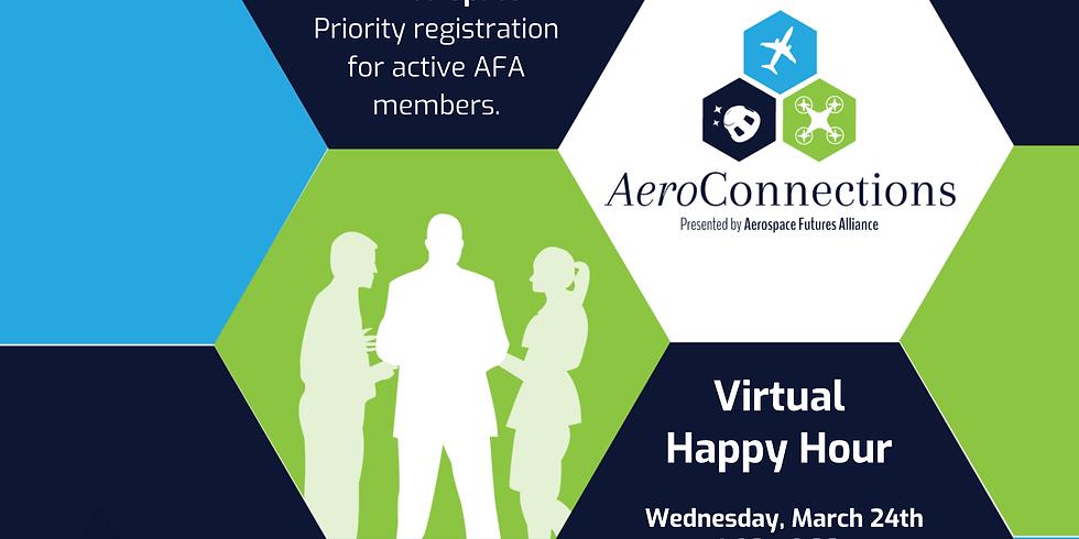 March AeroConnections Happy Hour