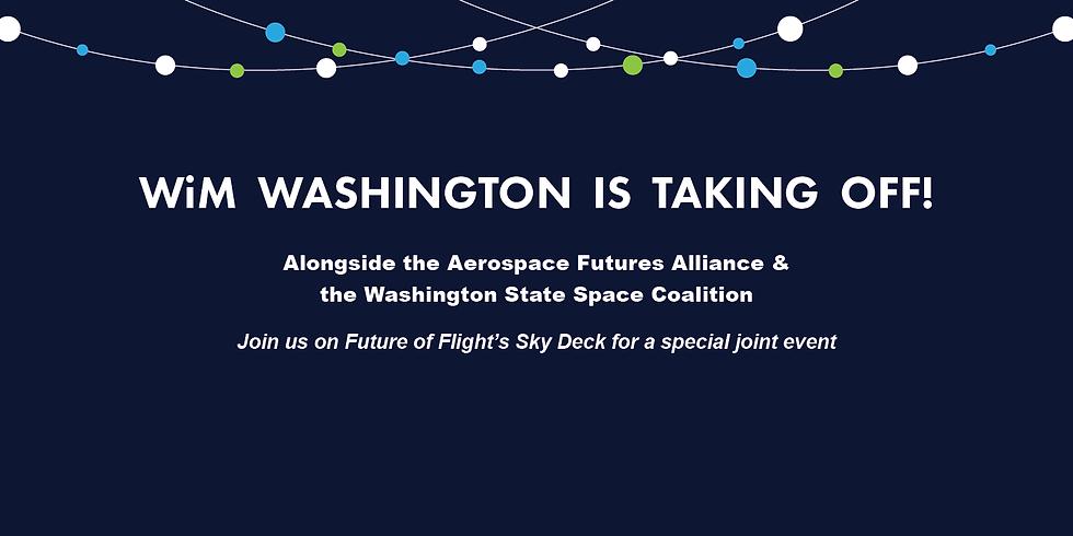 WiM Washington is Taking Off!