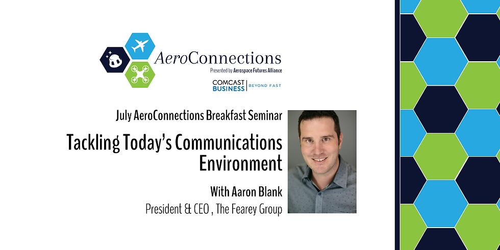 July | AeroConnections Breakfast Seminar