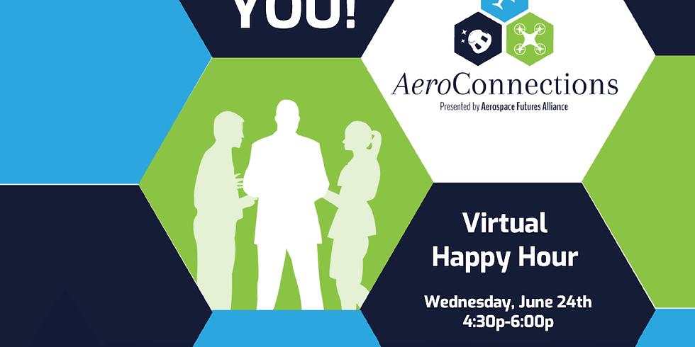 June AeroConnections - Virtual Happy Hour
