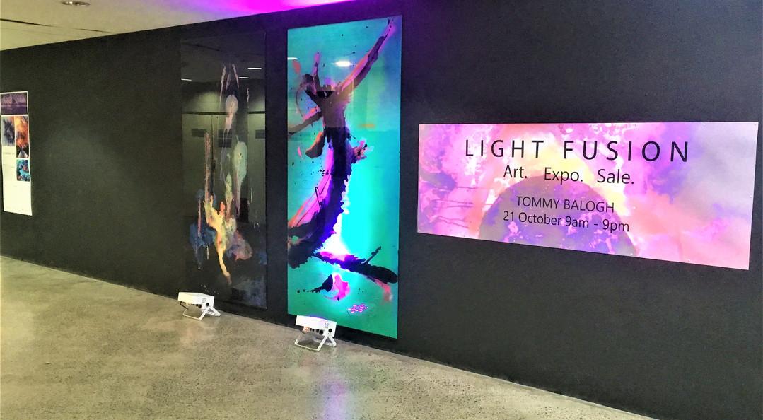 Light Fusion Arcade