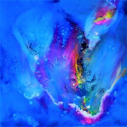 Blue Magellanic Cloud (SOLD)