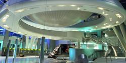 Rose Planetarium at AMNH