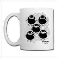 pidan 5 mug (left)