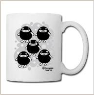pidan 5 mug (right)