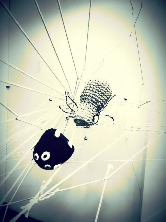 Spider Nest!