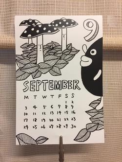 September 18 Calendar