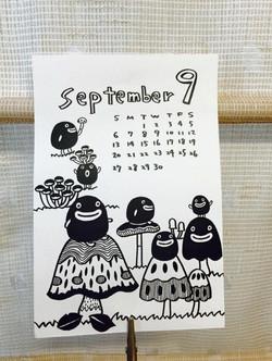 Pidan Calendar September 15
