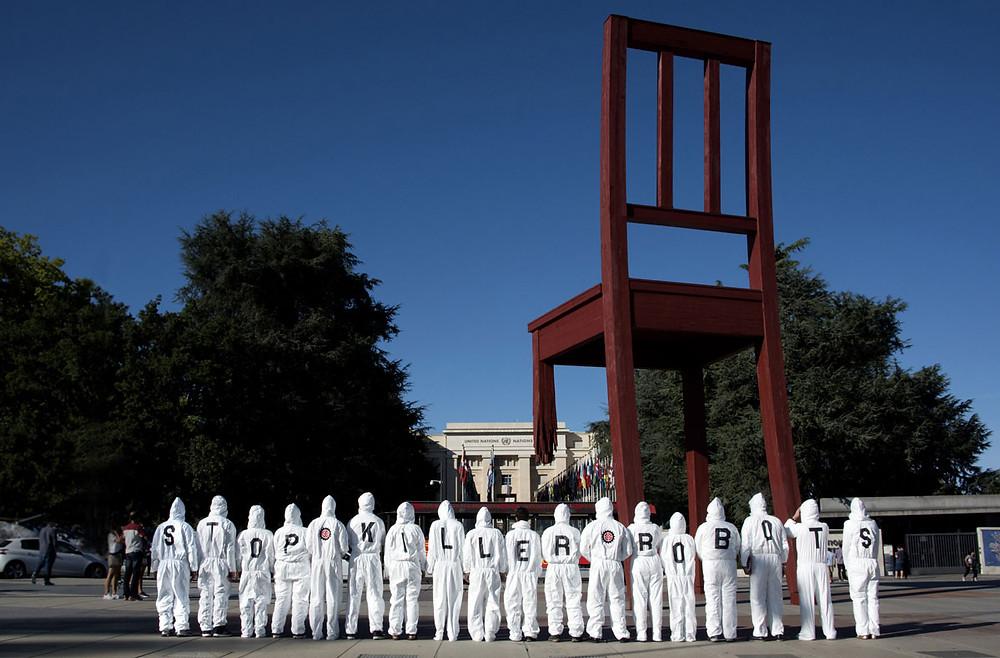 Imagen de Stop Killer Robots