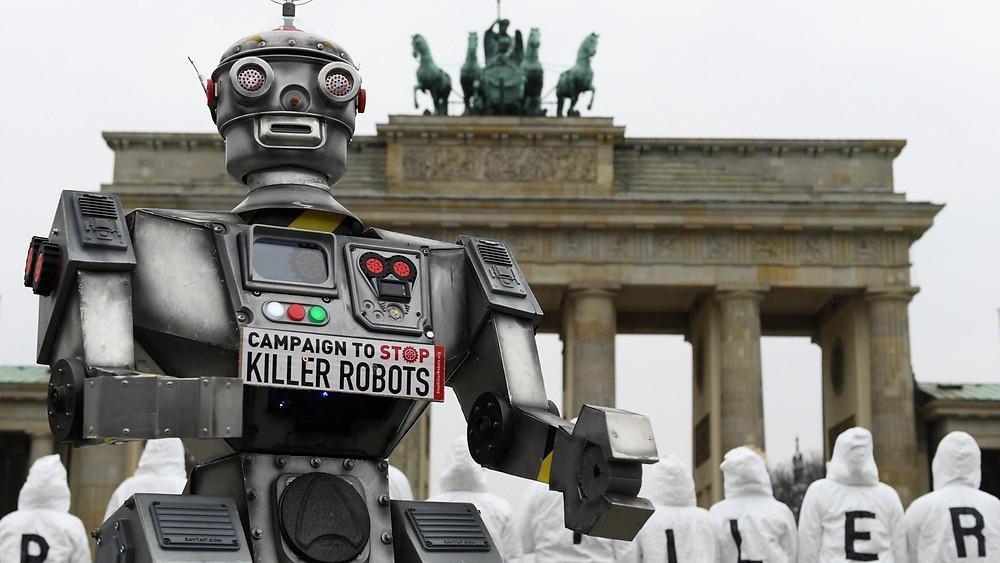 Campaña: Stop Killer Robots