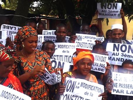 Désamorcer la crise politique en Guinée
