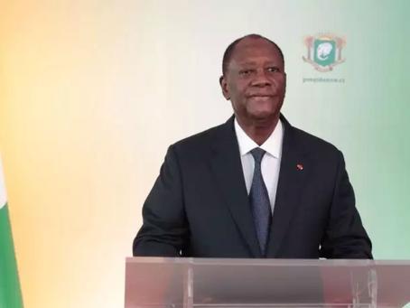 Côte d'Ivoire : le président Alassane Ouattara officiellement candidat à un troisième mandat