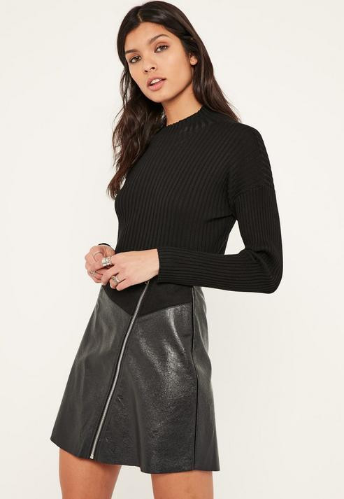 20 Unique Leather Skirts | Heatonminded | Outfit ideas