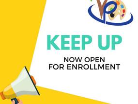 Keep Up... El año escolar 2021-2022 se acerca