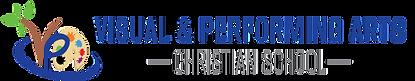 Visual & Performing Arts Christian School Logo