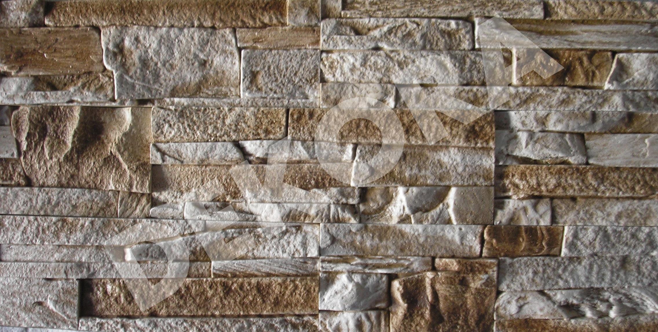 Декоративный камень Каменное плато 1