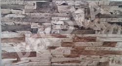 Декоративный камень гипсовый Dekora
