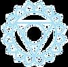 throat chakra symbol