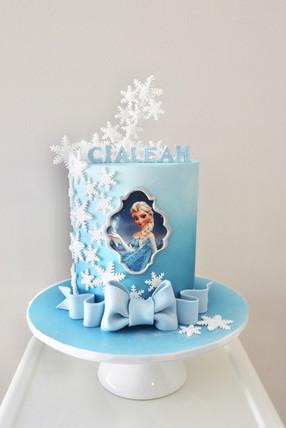 """""""Frozen"""" Elsa inspired"""