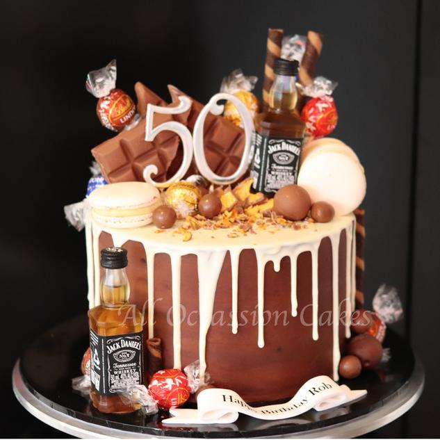 Jack Daniels Chocolate Overload