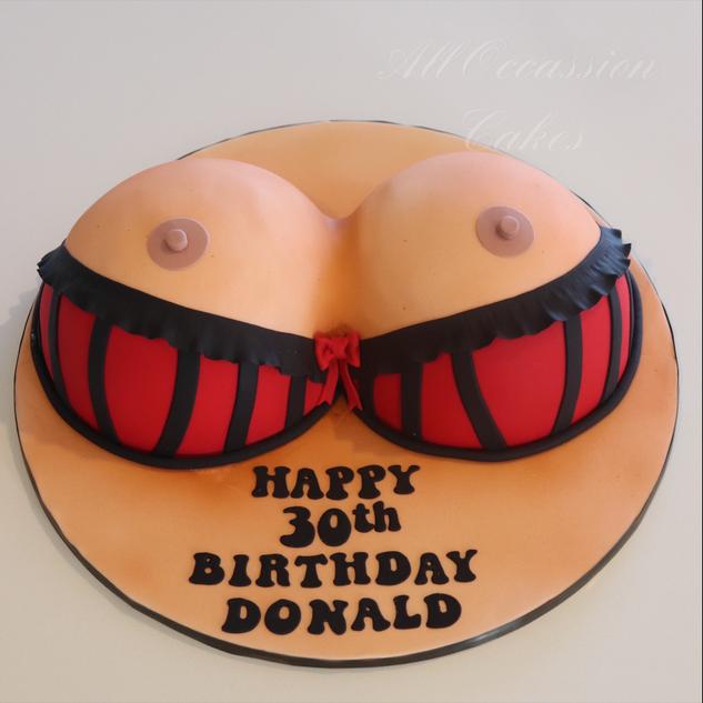 30th Birthday Boobs