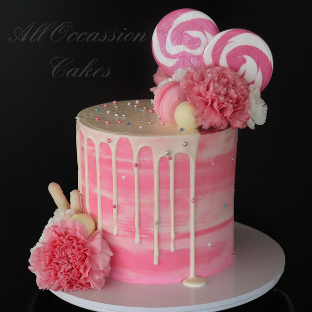 Pink Lollipops!