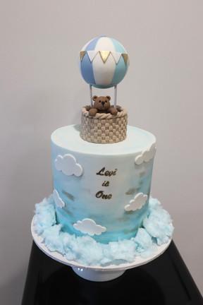 Levi's 1st Birthday