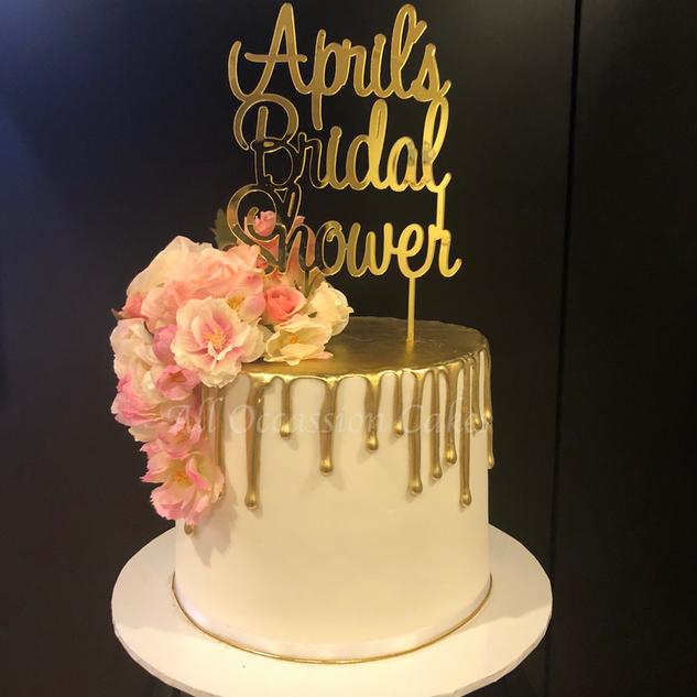 April's Bridal Shower