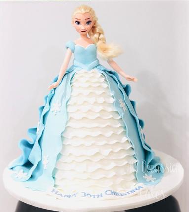 Elsa Dolly Varden
