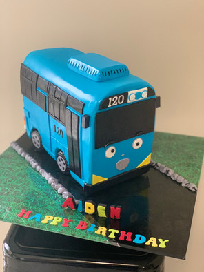 Tayo the little blue bus