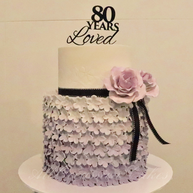 80 Years Loved!