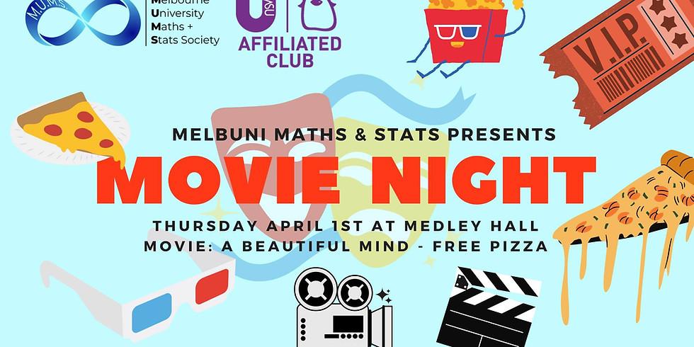 MUMS Movie Night: A Beautiful Mind