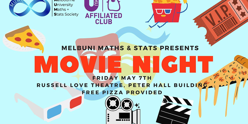 Movie Night (with free pizza!)