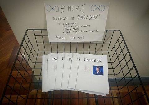 Paradox magazine