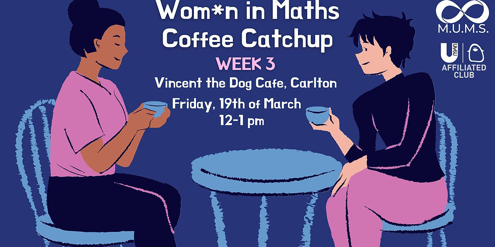 Wom*n in Maths Coffee Catchup