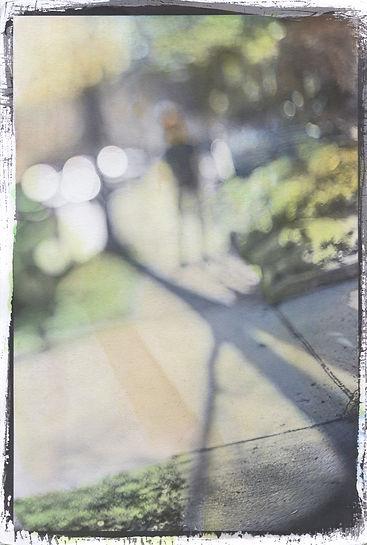 On the Sidewalk