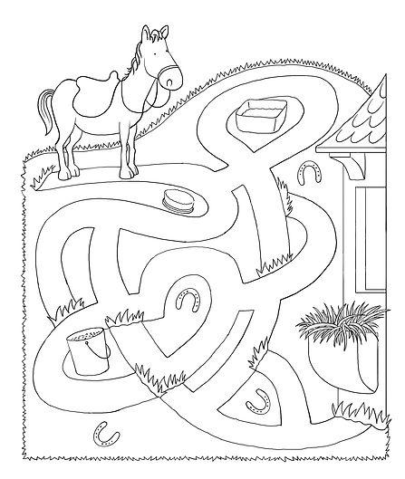 Paige Billin-Frye_Horse Maze.jpg