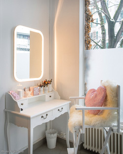 Studio de maquillage Genève