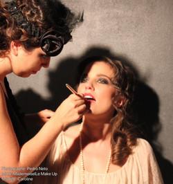 Maquillage Clip vidéo