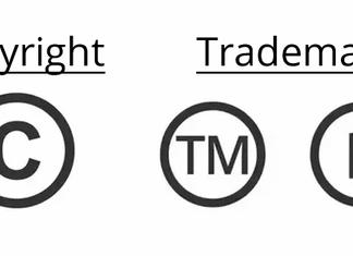 Trademark vs Copyright