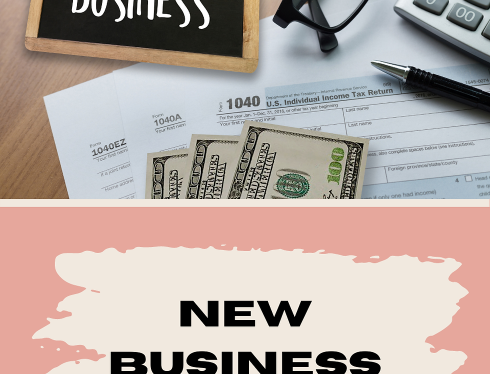 New Business Boutique Bundle