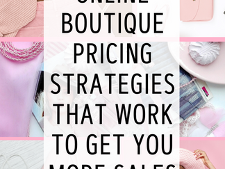 Pricing Strategies for Your eCommerce Business