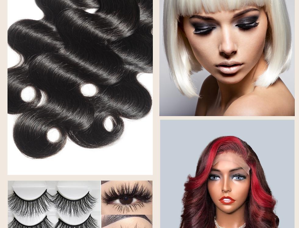 Wholesale Vendor List - Hair & Lash