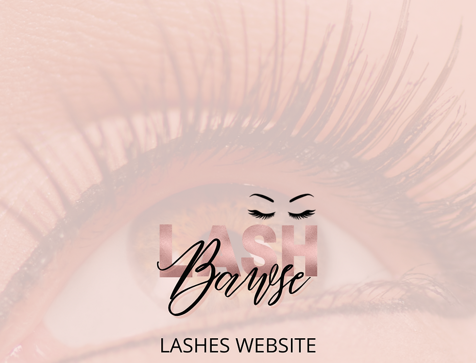 Lashes - Premade Hair Business