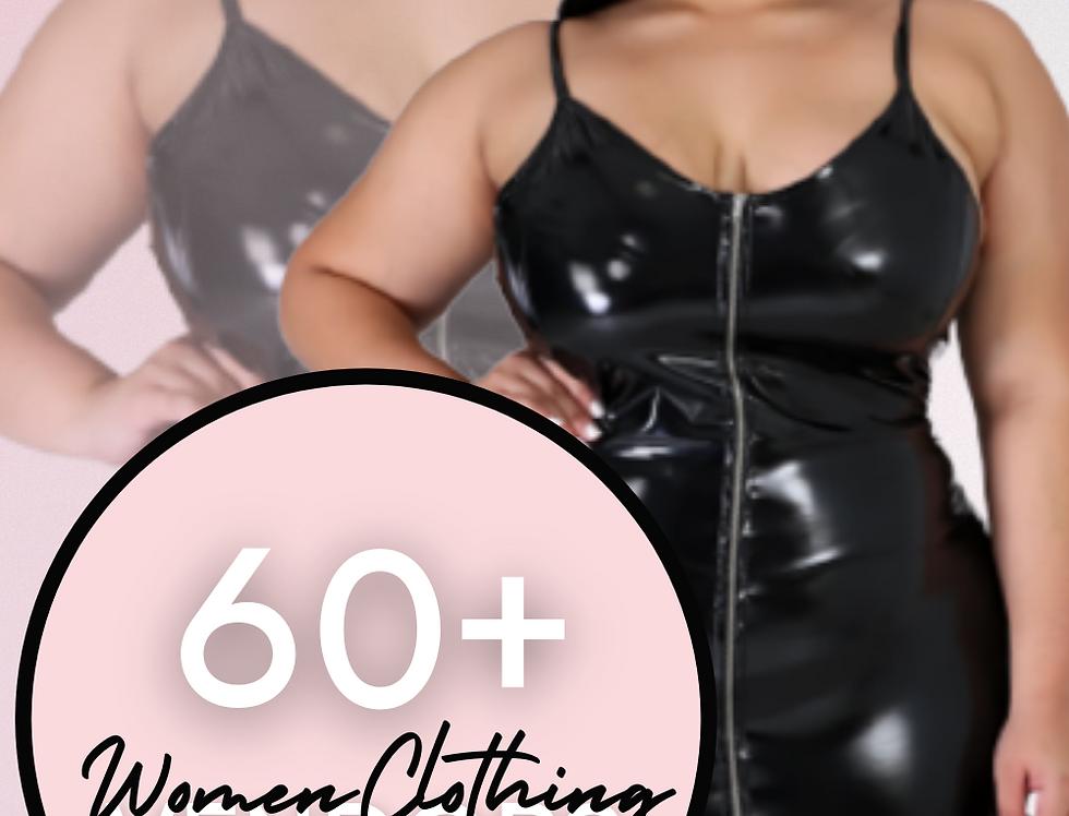 Wholesale Vendor List - Women Plus Size