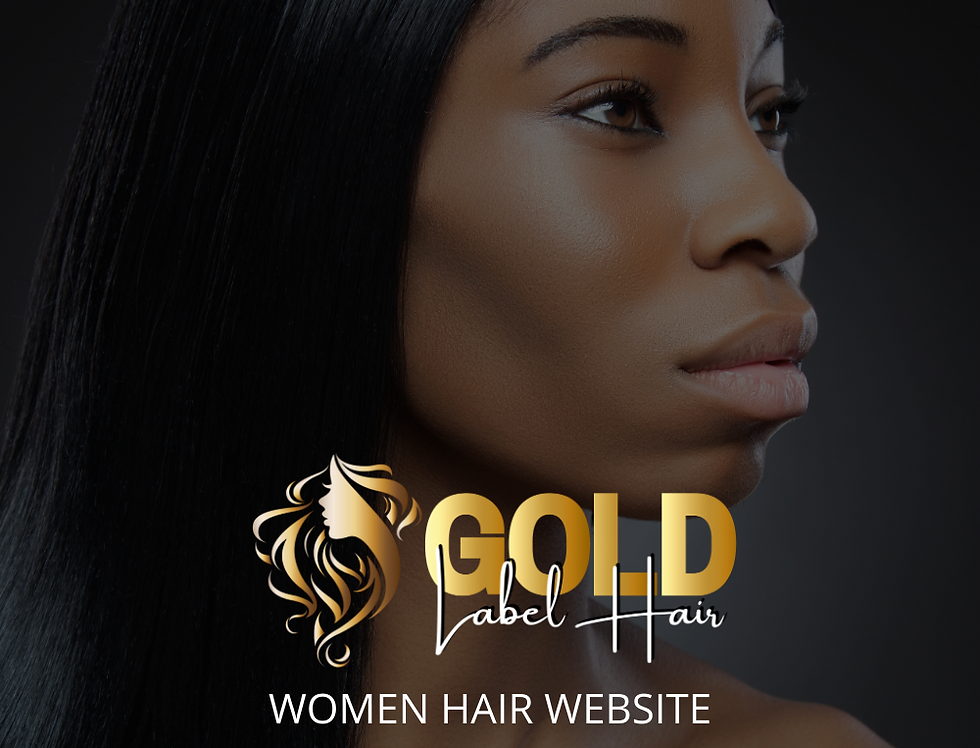 Gold Label Hair - Premade Hair Business