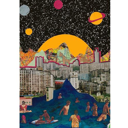 Cosmic Swim A4/A3