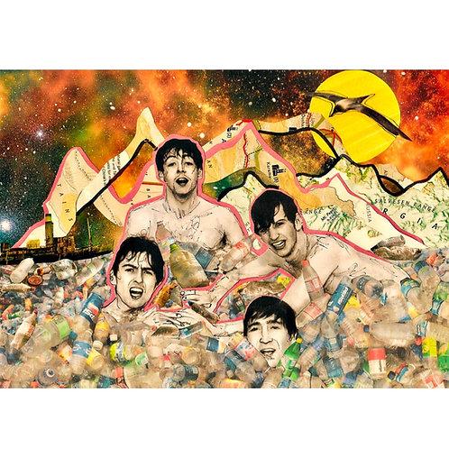 The Beatles A4/A3