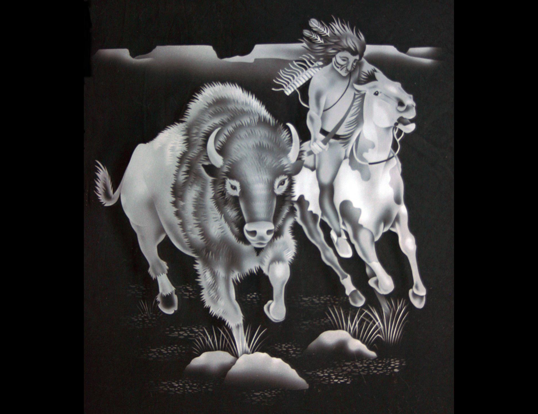 Indian buffalo updated 1